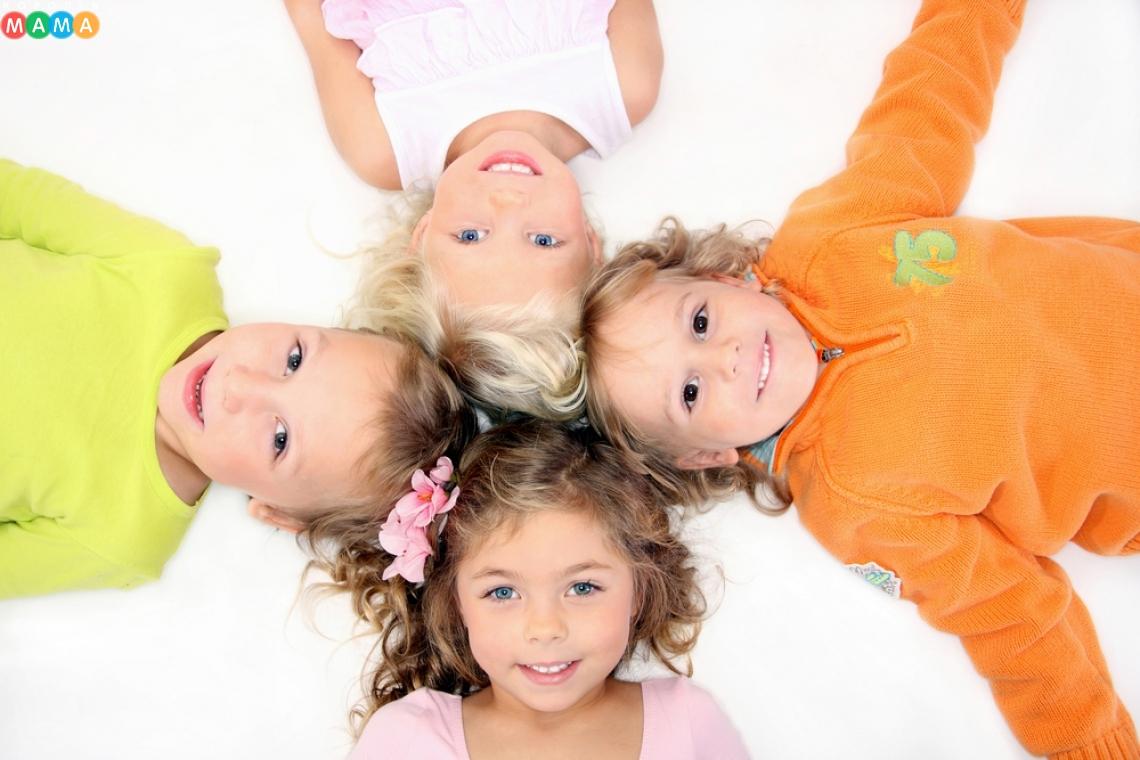 Дети от 3 лет до 7 лет