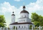 Храм Рождества Пресвятой Богородицы с. Образцово Щелковский район